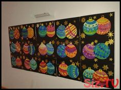 Unique and creative picture result in favor of the Tinker Christmas elementary school - DIY-Kunstprojekte - Christmas Art For Kids, Christmas Art Projects, Winter Art Projects, Xmas Crafts, Merry Christmas, Classe D'art, Theme Noel, Art Classroom, Art Activities
