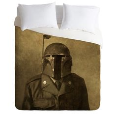 DENY Designs Home Accessories | Terry Fan General Fett Duvet Cover