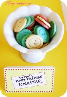 Tårtparadiset - Krispie Treats, Rice Krispies, Pippi Longstocking, Holidays And Events, Birthday Parties, Bakery, Breakfast, Party Ideas, Tips