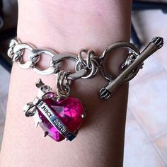 juicy coture charm bracelet