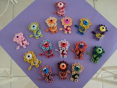 Quilling by Tania Nery