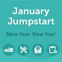 January Jumpstart: Start Fresh in 2014!