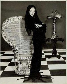 Morticia Adams