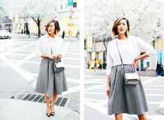 Esther Jung: Spring in New York with Chriselle