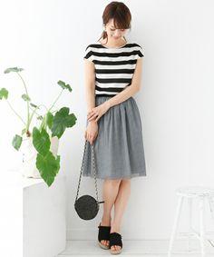 DOORS チュールスカート(スカート)|URBAN RESEARCH DOORS WOME...(アーバンリサーチ ドアーズ ウィメンズ)のファッション通販 - ZOZOTOWN