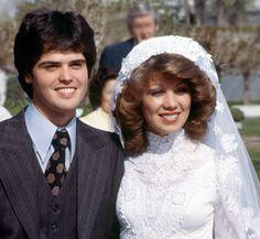 Singer Donny Osmond and Debra Glenn, May 5, 1978