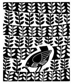 Linda Farquharson. Nice in black and white.