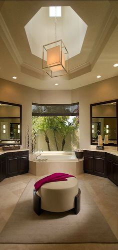 Huge luxury bathroom charisma design