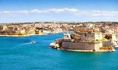 Oferta: Malta:4 lub 8 dni dla 2 osób ze śniadaniami lub z wyżywieniem, próbnym nurkowaniem i więcej od 739 zł w Hotelu Panorama, w Melieha. Cena: 739zł