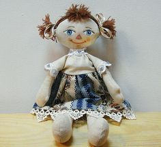Купить Кукла Манечка в интернет магазине на Ярмарке Мастеров