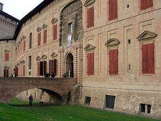 Scandiano, Rocca dei Boiardo by .arzan, via Flickr