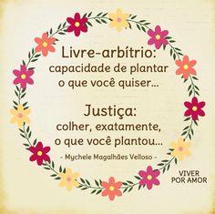livre-arbítrio/justiça