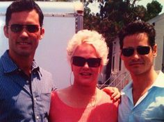 Jeffrey, Sharon & Seth