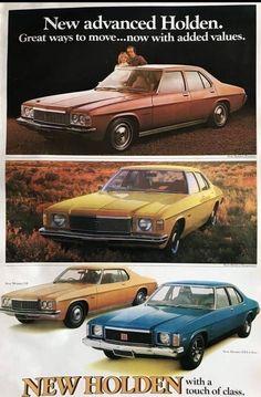 Holden Australia, Vintage Coke, Australian Cars, Car Brochure, Poster Ads, Car Photos, Motocross, Motor Car, Cars And Motorcycles