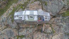 Skylodge, capsule suspendue, Cuzco, Vallée Sacrée Incas