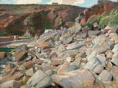 lamorna birch | Samuel John Lamorna Birch paintings