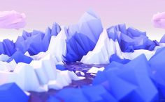 Low Poly Art UHD 4k wallpapers
