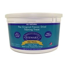 Stewart Pro-Treat Freeze Dried Beef Liver 21 oz. (2 Pack) *** Remarkable product available now. : Dog food types