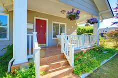 Amp Up Your Curb Appeal   Create great first impressions for potential buyers of your home. Check out these low-cost ways to amp up your curb appeal and keep your home beautiful inside and out. #HomeMattersBlog