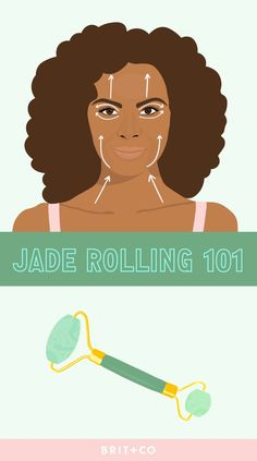 How (and Why) You Should Use a Jade Roller | Brit + Co