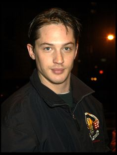 Young  Tom Hardy. I think he's gotten better looking with age.