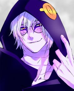 Kabuto Yakushi (薬師カブト, Yakushi Kabuto) was orphaned by war as a child, and was found by Nonō Yakushi and raised in the Konoha Orphanage. After joining Root, he served as a deep cover agent in different countries for several years before defecting and joining Orochimaru, where he acted as his personal medic, research assistant, and general right-hand-man. During the Fourth Shinobi World War after Orochimaru's sealing, Kabuto joined forces with Tobi and Akatsuki.