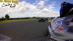 ActionCam Halterung im Sidecar Test