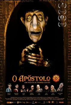 O Apóstolo @ Cinebox - Ourense cinema cine cineclube plastilina stop-motion @CineclubePF Ourense