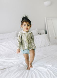 TsiomikKids on Etsy is a beautiful handmade children's label created by the lovely Kate Bilyk and based in the ancient European City of Kyiv Baby Girl Romper, Baby Dress, Twirl Skirt, Bohemian Girls, Asian Babies, Trendy Colors, Popular Dresses, Sewing Clothes, Girl Outfits