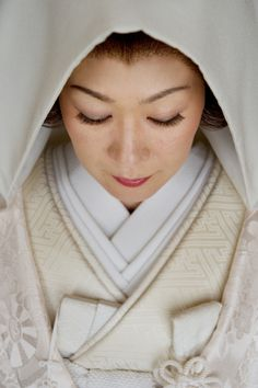 traditional japanese bride