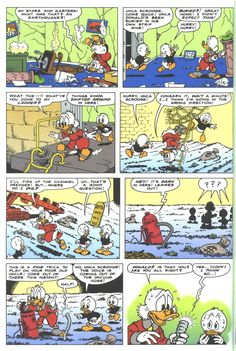 The Money Pit - Don Rosa - Page as published in the US