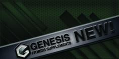 Josh Stanaway - Genesis Fitness Supplements