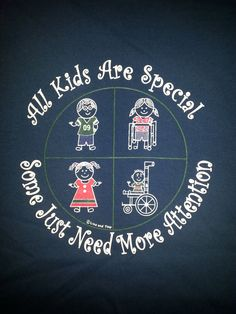 Special Education T-Shirts- Screen Printed with High Quality Ink- Adult Sizes for Men and Women by TeezAndThingz on Etsy