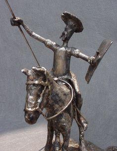Don Quixote , Brady Lueck  Artwork