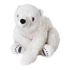 IKEA - SNUTTIG, Pehmolelu, , Kaikkia pehmoleluja on mukava halata, lohduttaa ja riepotella. Lisäksi ne ovat luotettavia ja hyviä kuuntelemaan sekä turvatestattuja.
