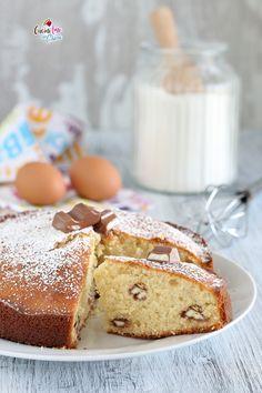 TORTA ENRICA AL CIOCCOLATO morbidissima, tanto buona! l'ideale per smaltire un pò di uova di Pasqua #ricetta #food #cioccoalto
