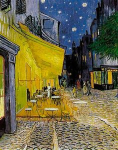 can't get enough of van gogh