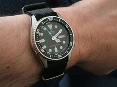 Seiko SKX013K Diver's 200m Overview I realise I'm probably in a minority of one, but over the past year or so, I've come to prefer