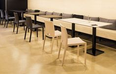 Unos Chair - Product - Andreu World – Contemporary Design. Manufacturing Culture