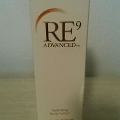 Arbonne RE9 Hydrating Body Lotion 6.7 oz NIB Other