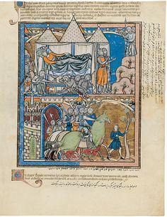 The Morgan Picture Bible - 1240's - Paris, France