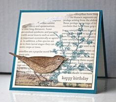 Stampin' Up ideas and supplies from Vicky at Crafting Clare's Paper Moments: Nature Walk