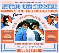 Various : Studio One Supreme – Maximum 70s & 80s Early Dancehall Sounds (3LP set) (LP, Vinyl record album) -- Dusty Groove is Chicago's Online Record Store