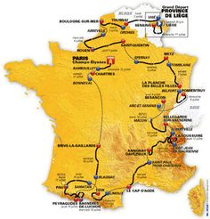 Tour de France 2012 - June 30-July 22.....Wish I were there!!!