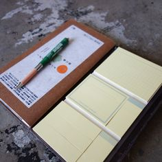 Traveler's Notebook  TN Refill / 022/ Sticky Notes