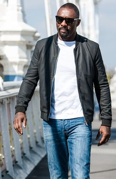 Jackets & Coats For Men | Idris Elba + Superdry