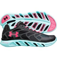 Under Armour Womens Spine Venom Tennis Shoes. I love these. I've wanted them forever....or since this summer started