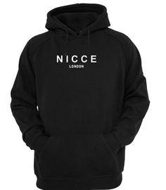 nicce london Hoodie – newgraphictees #hoodie #clothing #unisexadultclothing #hoodies #grapicshirt #fashion #funnyshirt