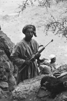 Algeria - National Liberation Front