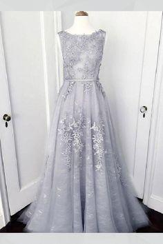 Lace Prom Dress, Long Bridesmaid Dresses, Bridesmaid Dresses A-Line, Prom Dresses 2019 #Prom #Dresses #2019 #Bridesmaid #ALine #Lace #Dress #Long #PromDresses2019 #LongBridesmaidDresses #BridesmaidDressesALine #LacePromDress